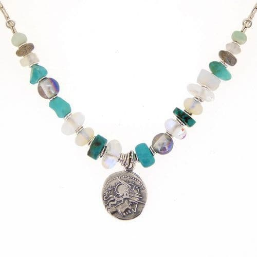Coin necklace two
